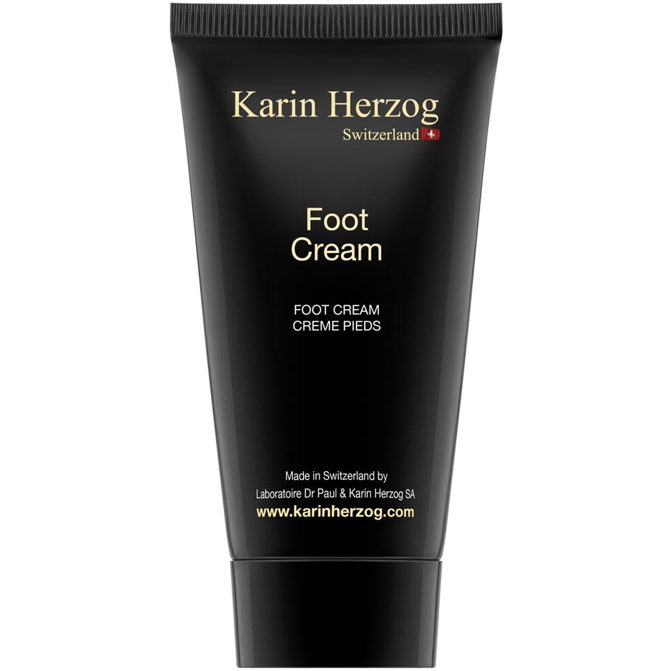 Image result for KARIN HERZOG FOOT CREAM