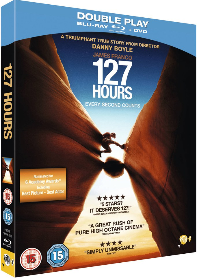 127 Hours: Double Play (Includes Blu-Ray and DVD Copy)