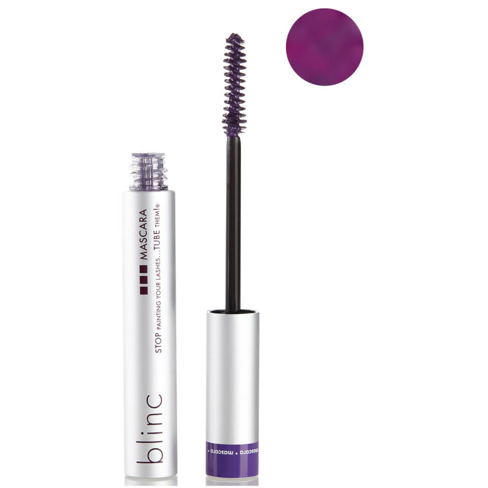 Blinc Mascara - Dark Purple 7.5g