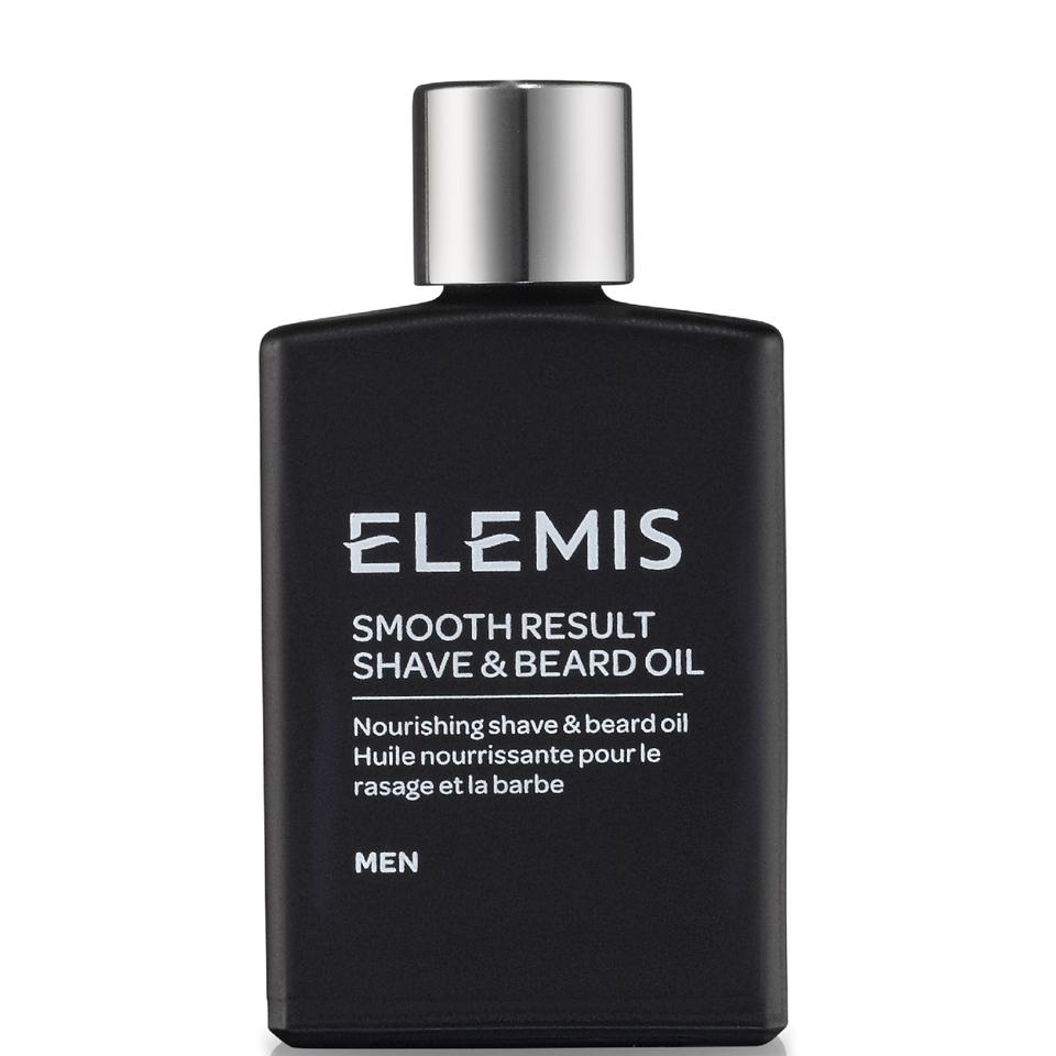 elemis tfm smooth result shave beard oil 30ml skinstore. Black Bedroom Furniture Sets. Home Design Ideas