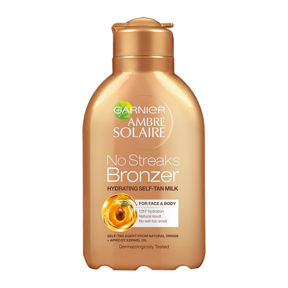 Ambre Solaire No Streaks Bronzer Self Tan Lotion 150ml by Garnier