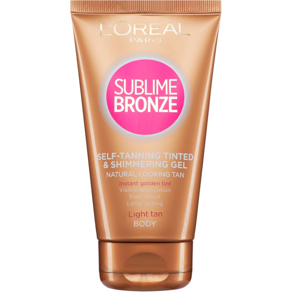 loreal paris sublime bronze