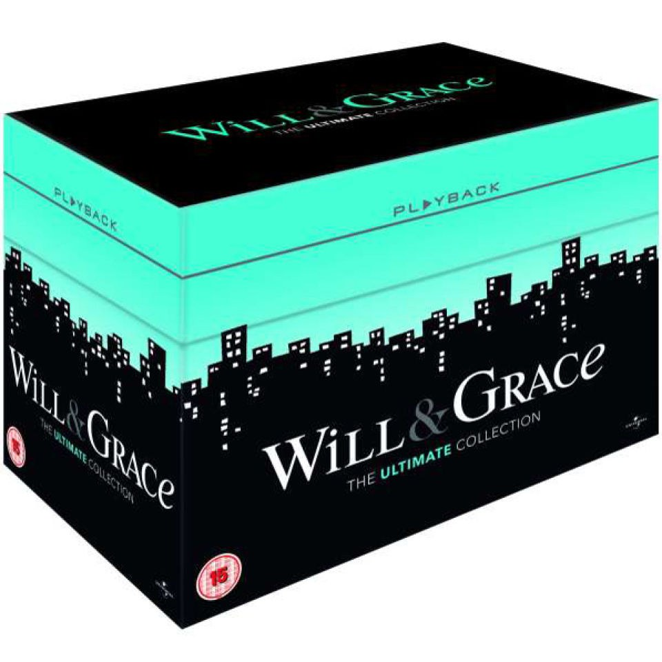 Will and Grace - The Complete Collection