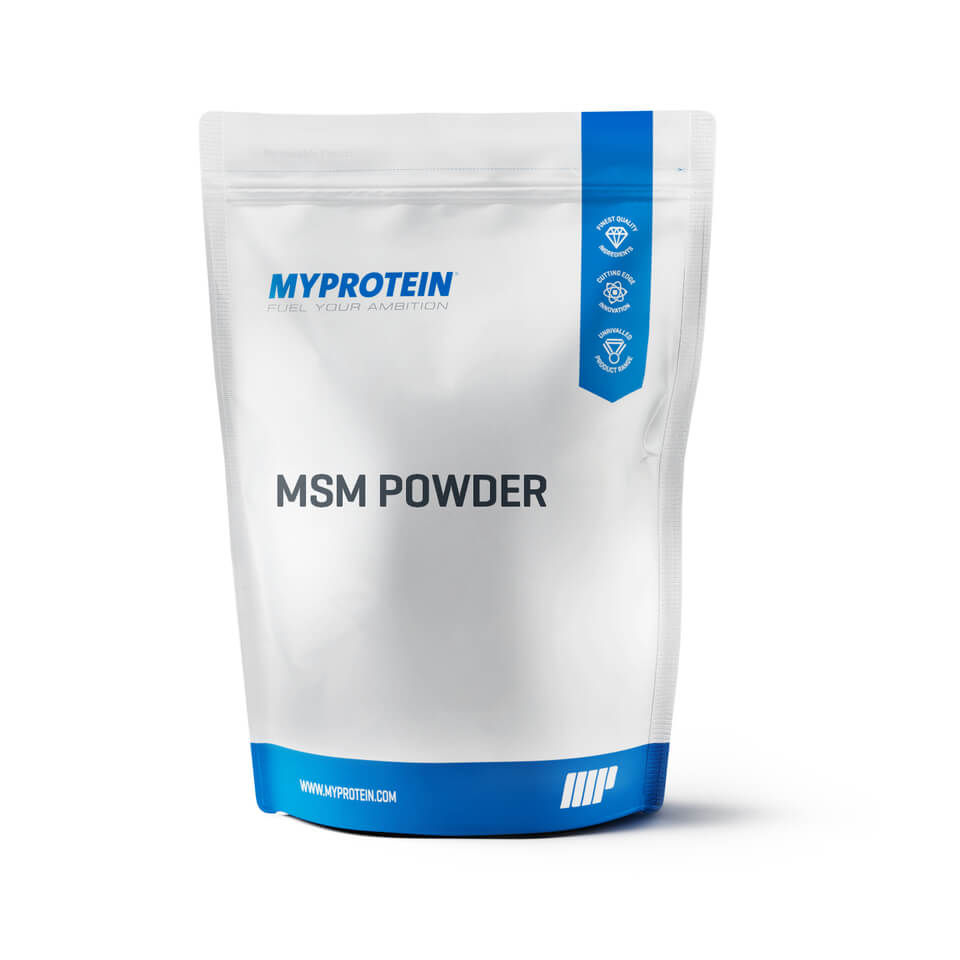 MSM Powder - Unflavoured - 250g
