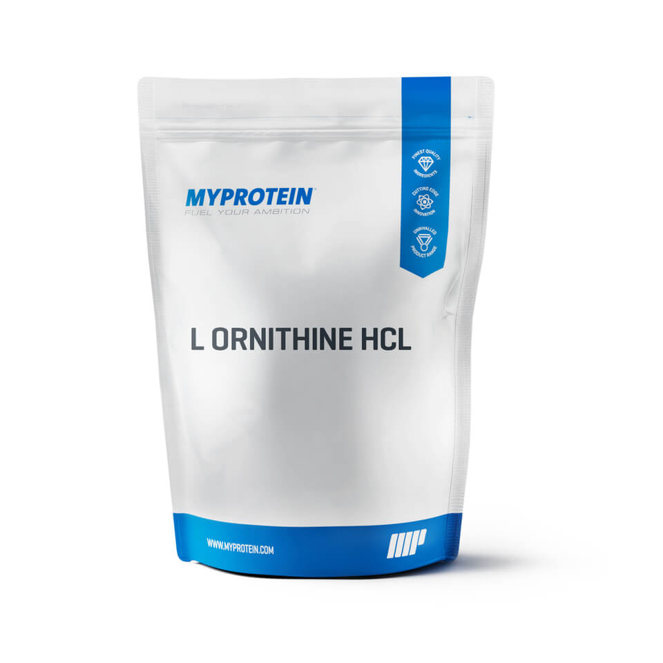 L Ornithine HCL - Unflavoured - 250g