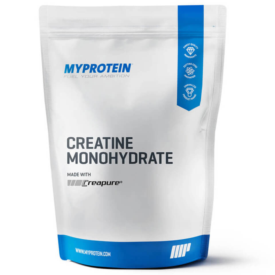 Creapure® (Creatine Monohydraat) - Naturel - Zak - 250 g