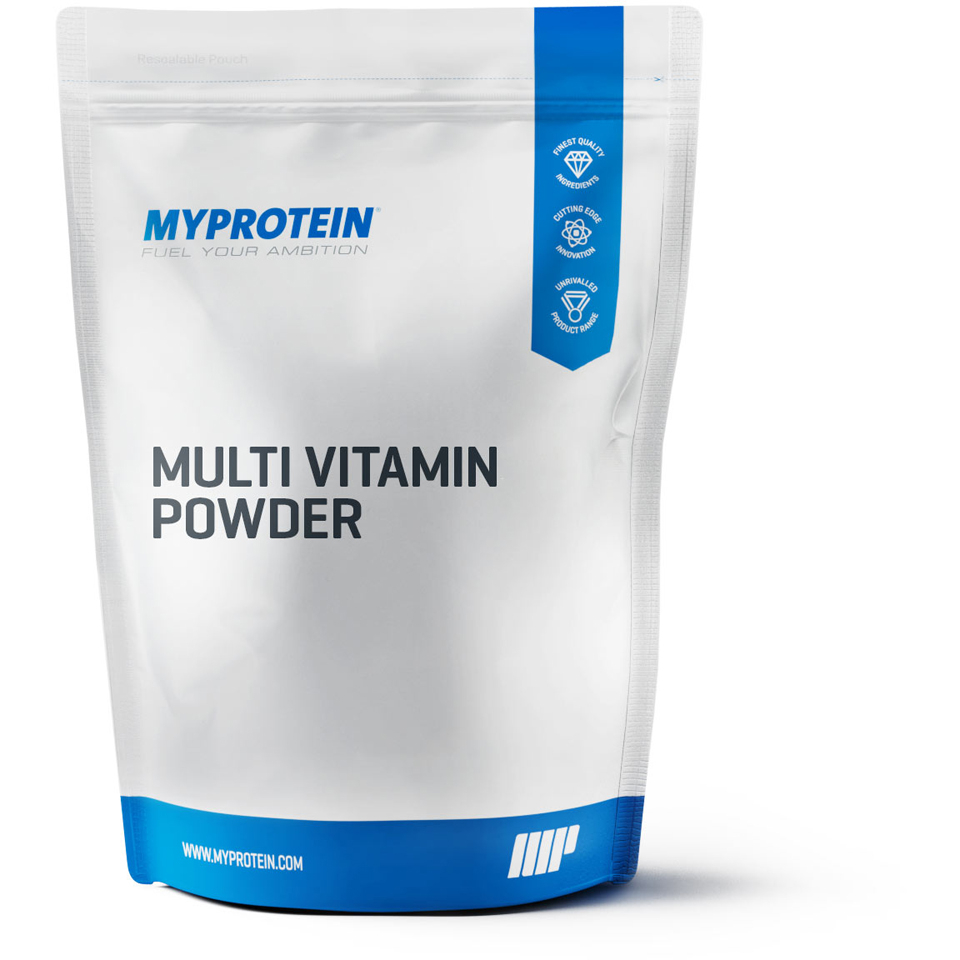 Multi Vitamin Powder - Unflavoured - 100g
