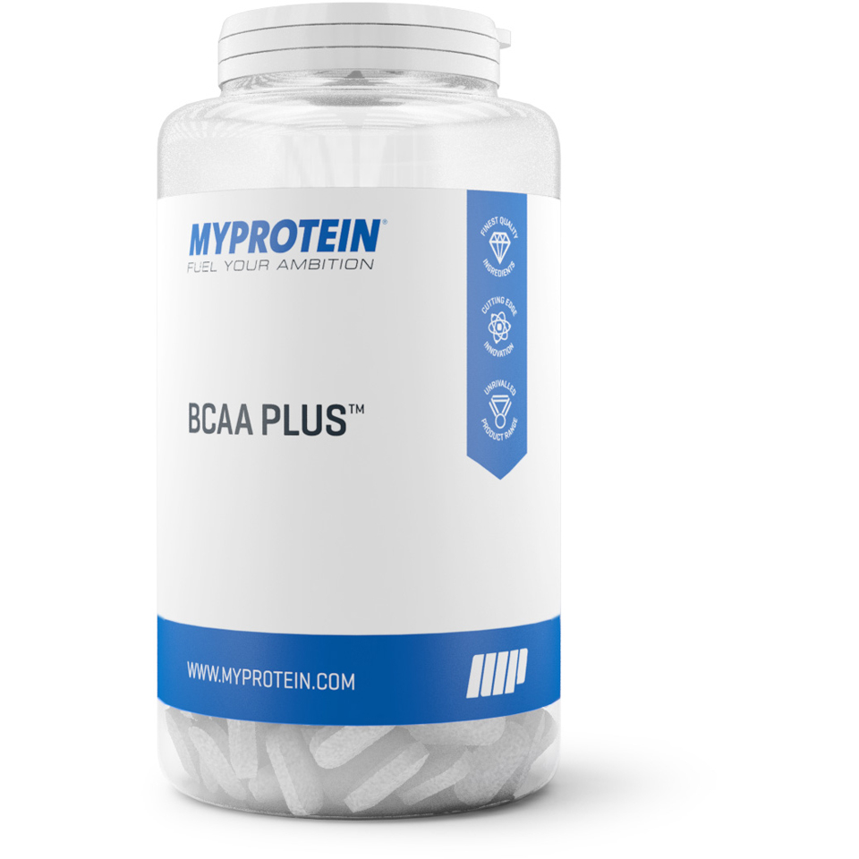 BCAA Plus 1000mg - 90 Tabs (USA)