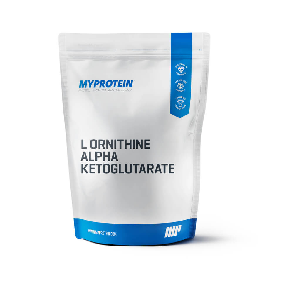 L Ornithine Alpha Ketoglutarate - Unflavoured - 250g