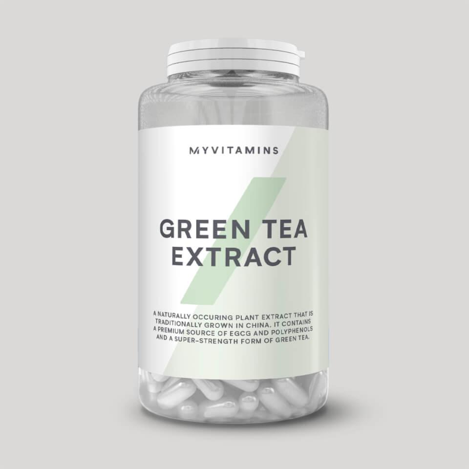 miglior estratto di tè verde per la perdita di grasso