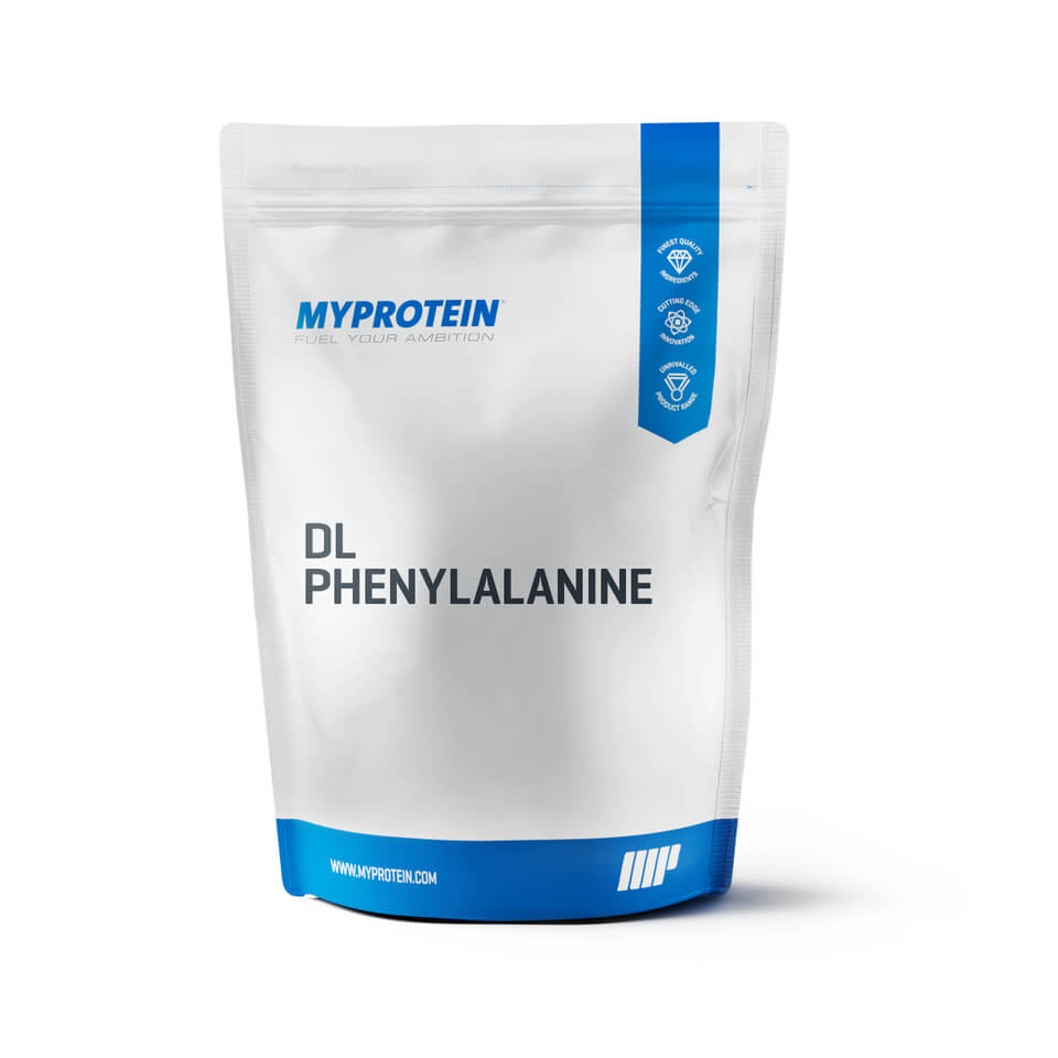 DL Phenylalanine - 250G