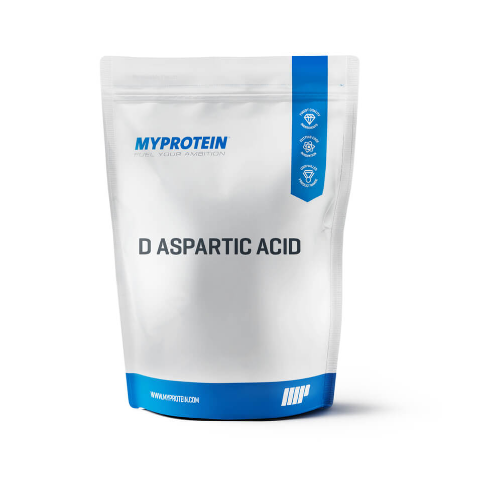 D Aspartic Acid - Unflavoured - 250g