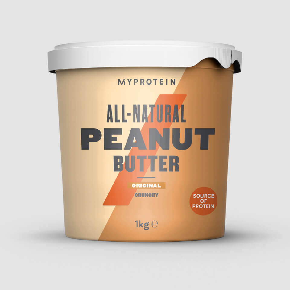 All-Natural Peanut Butter