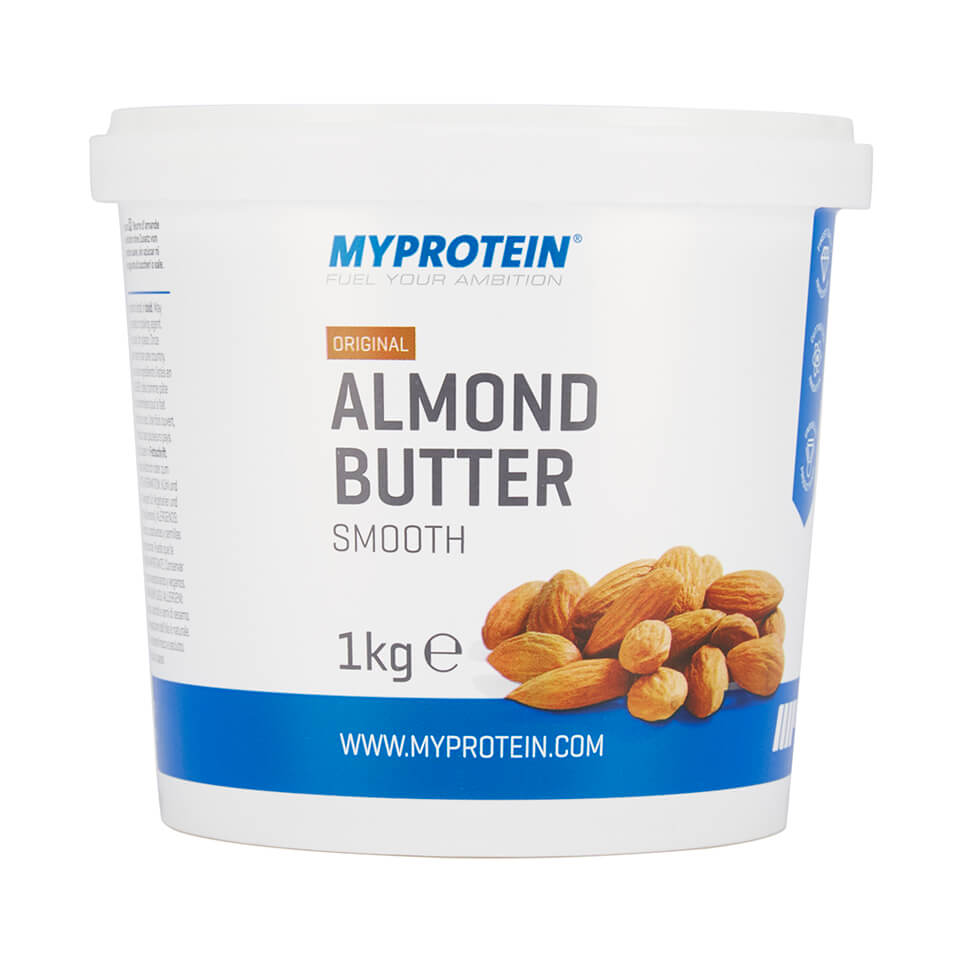 Almond Butter Smooth - Tub - 1kg
