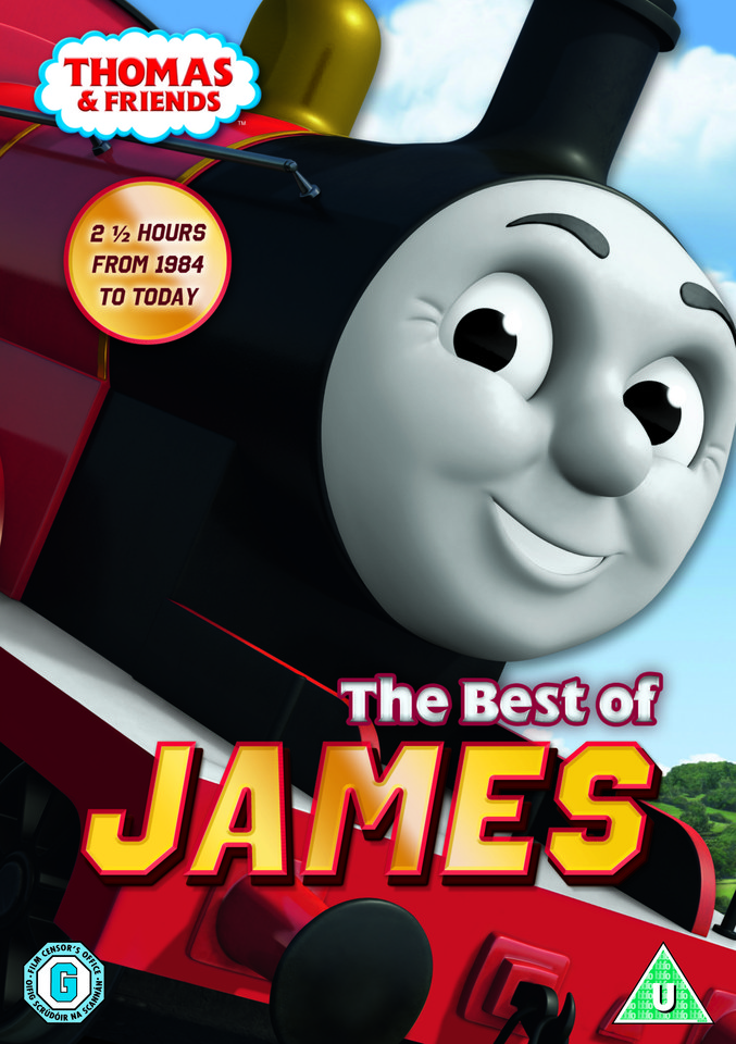Thomas And Friends The Best Of James