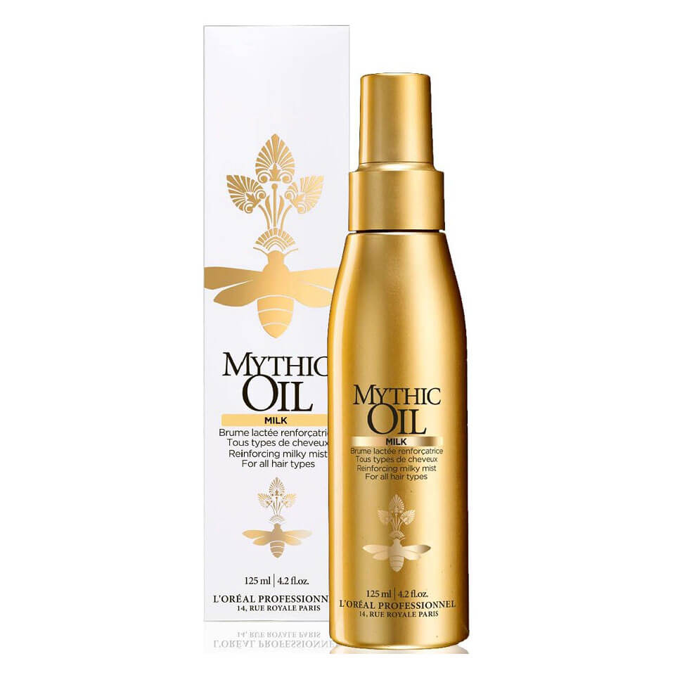 L Oreal Professionnel Mythic Oil Milk 125ml Free