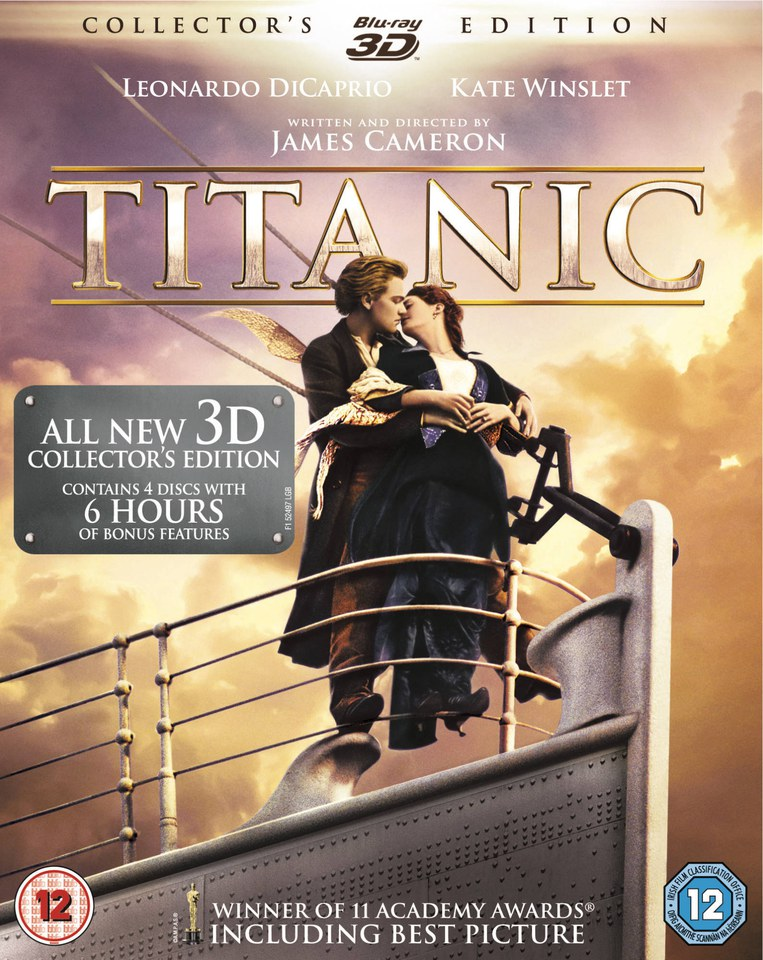 Titanic 3D - All New Collectors Edition
