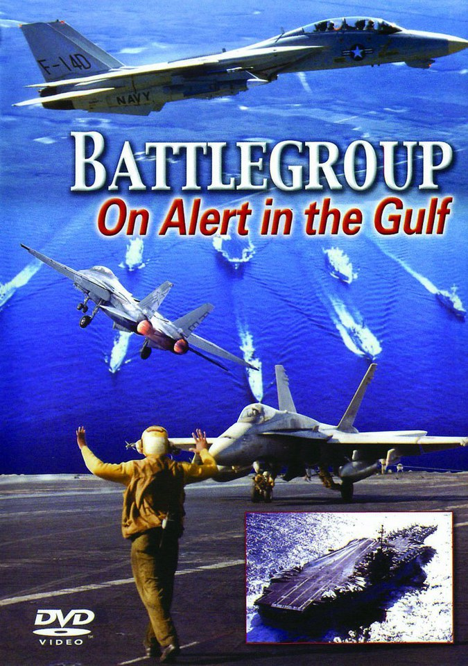 Battlegroup on Alert in the Gulf