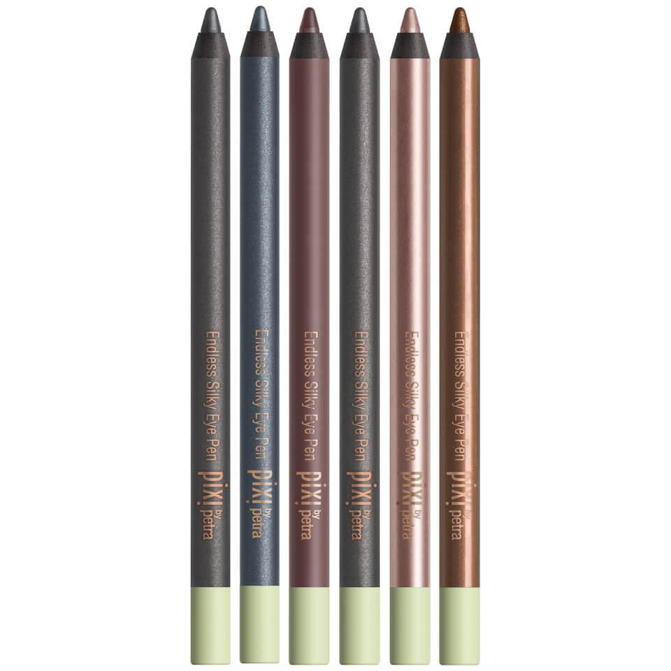 Pixi Endless Silky Eye Pen Free Shipping Lookfantastic Pixy Line Shadow Eyeliner Green