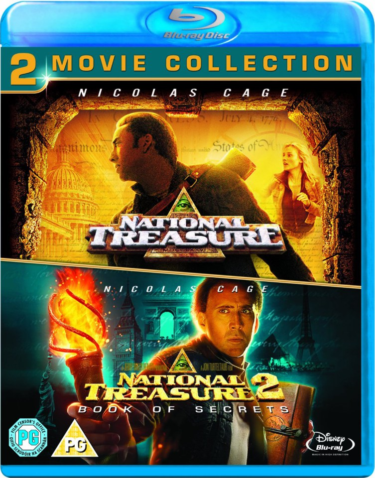 National Treasure / National Treasure: Book of Secrets