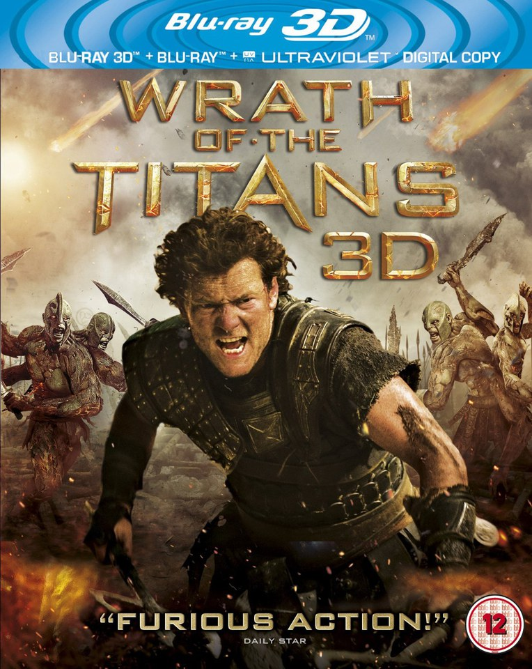Wrath of the Titans 3D