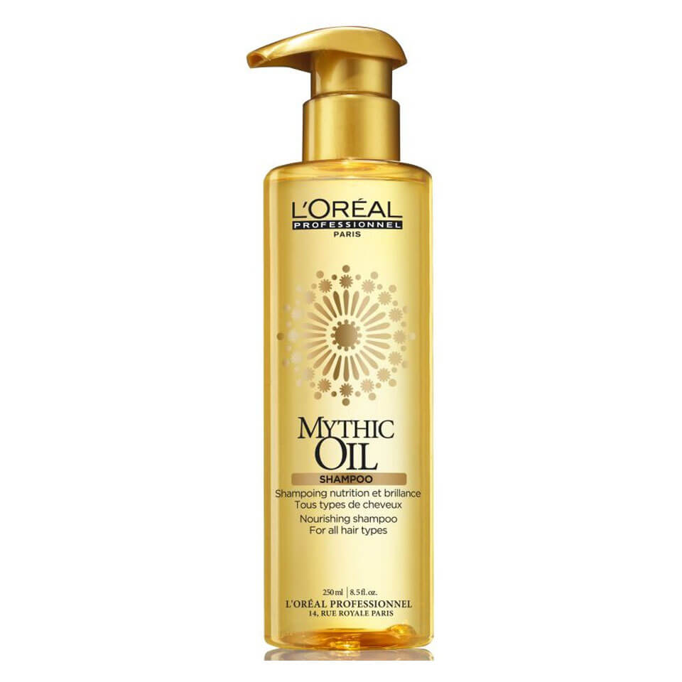 LOral Professionnel Mythic Oil Shampoo 250ml Free Shipping