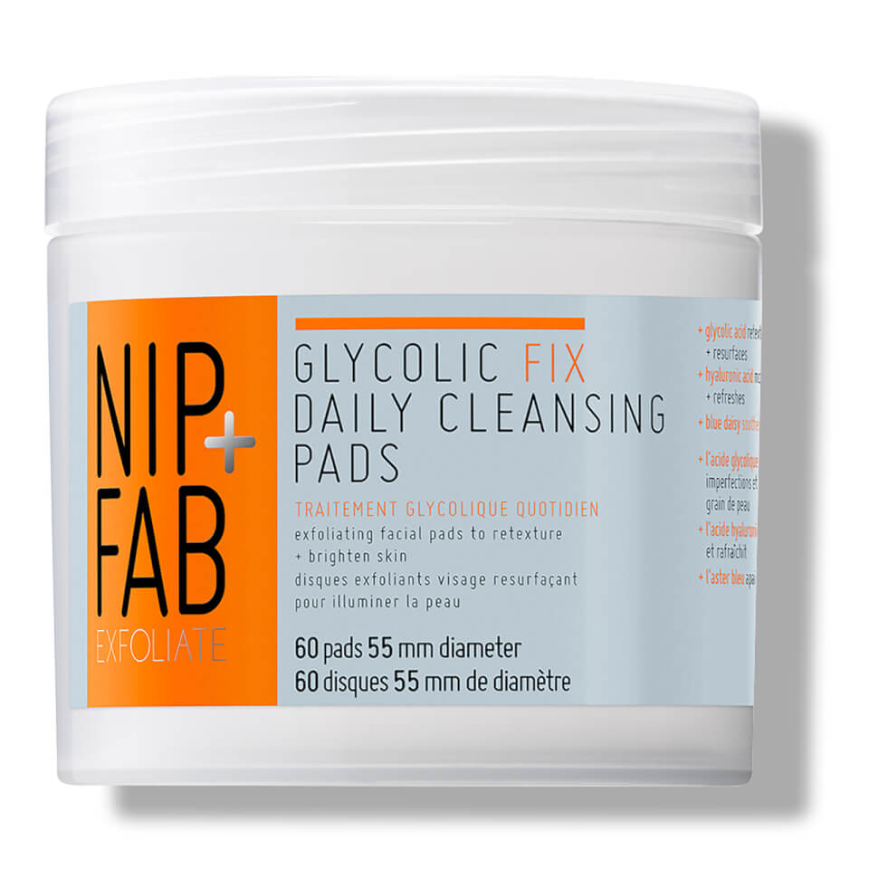 Anti Ageing Skincare Lookfantastic Berrisom Collagen Intensive Firming Cream 50gr Nip Fab Glycolic Fix Daily Cleansing Pads 60