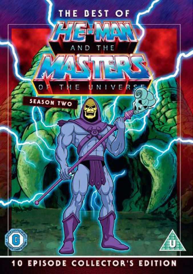 He-Man and the Masters of the Universe - Best of Series 2