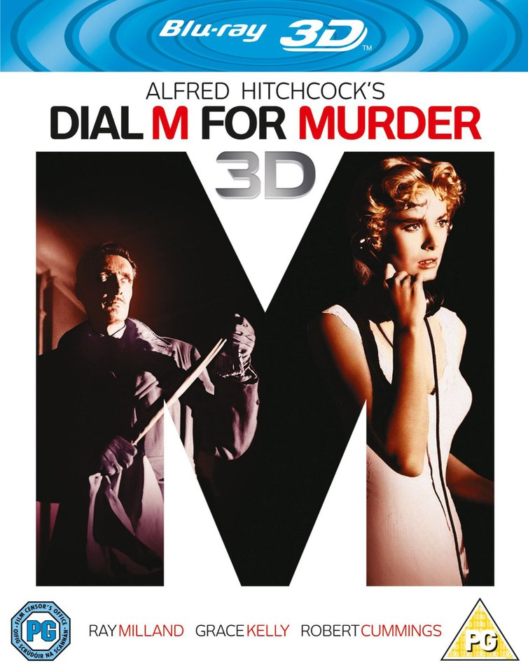 Dial M for Murder 3D