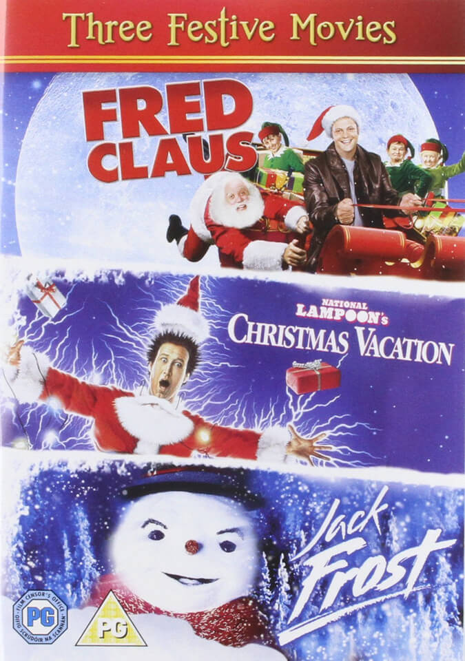 Christmas Triple: Fred Claus / National Lampoon