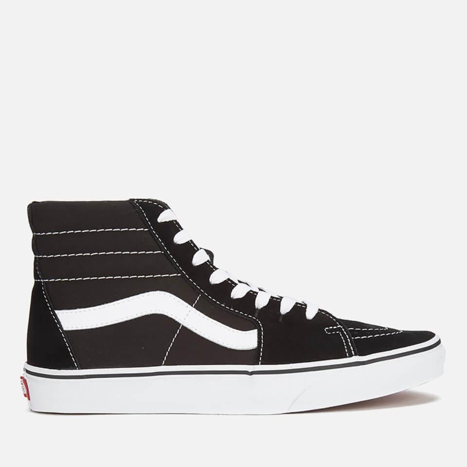 1c26e63bf3e008 Vans Sk8-Hi Trainers - Black White