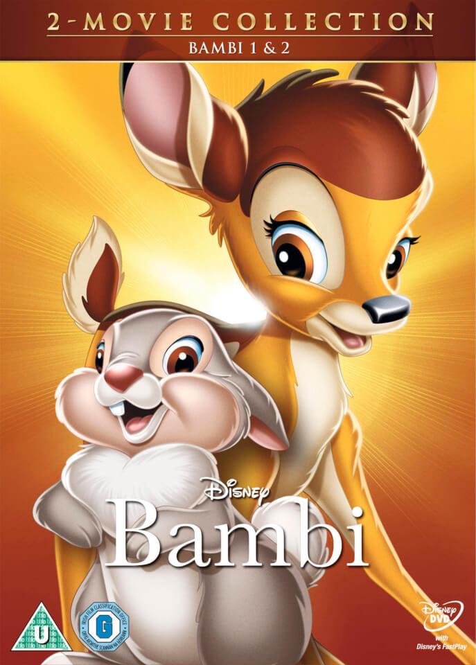 Bambi Bambi 2 Dvd Zavvi