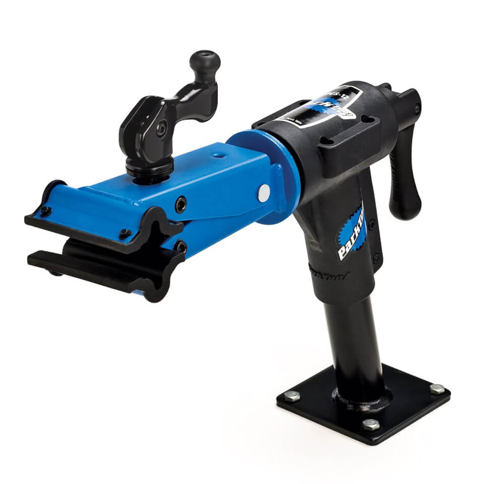 Park Tool Bench Mount Repair Stand: Park Tool PCS-12 Home Mechanic Bench Mount Repair Stand