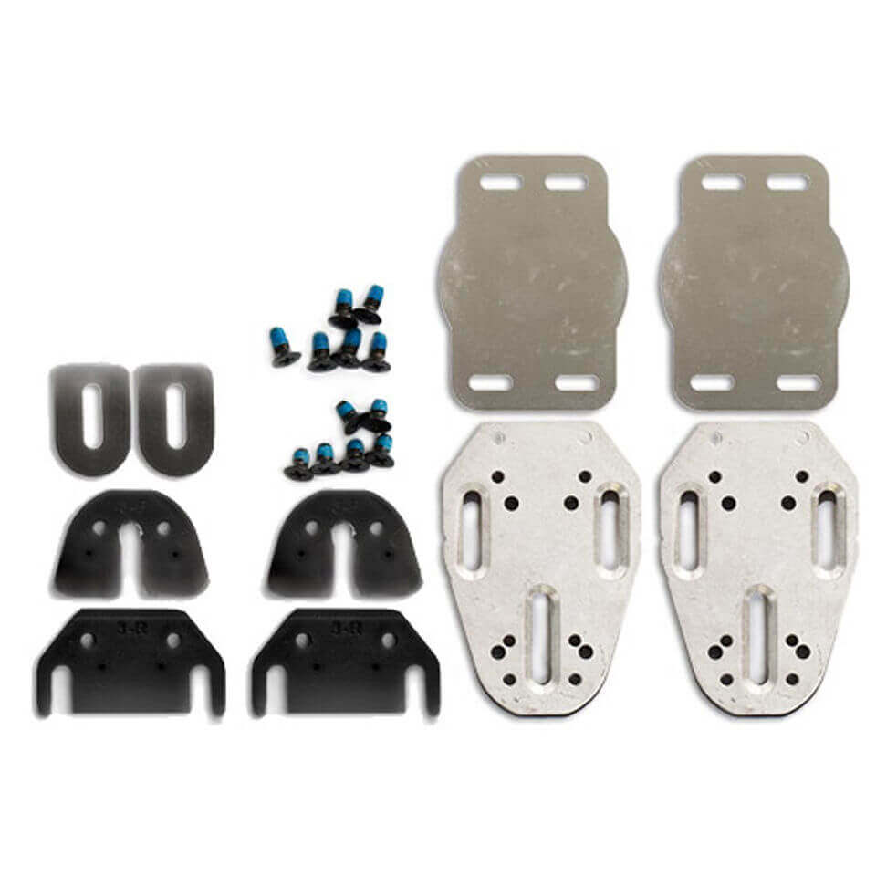 Speedplay Fore-Aft Cleat Extender Base Plate Kit - 13330 | Pedal cleats