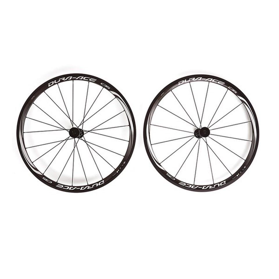 ba781d7059f Shimano Dura-Ace WH-9000 C35 TU Tubular Wheelset | ProBikeKit UK