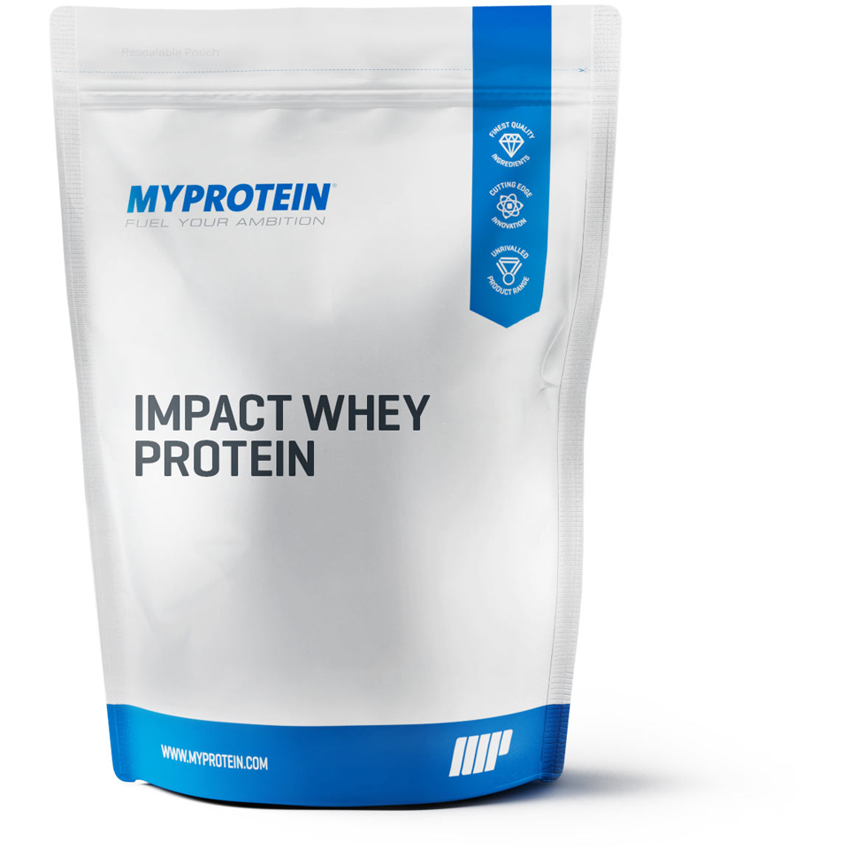 Impact Whey Protein, Chocolate Brownie, 250g