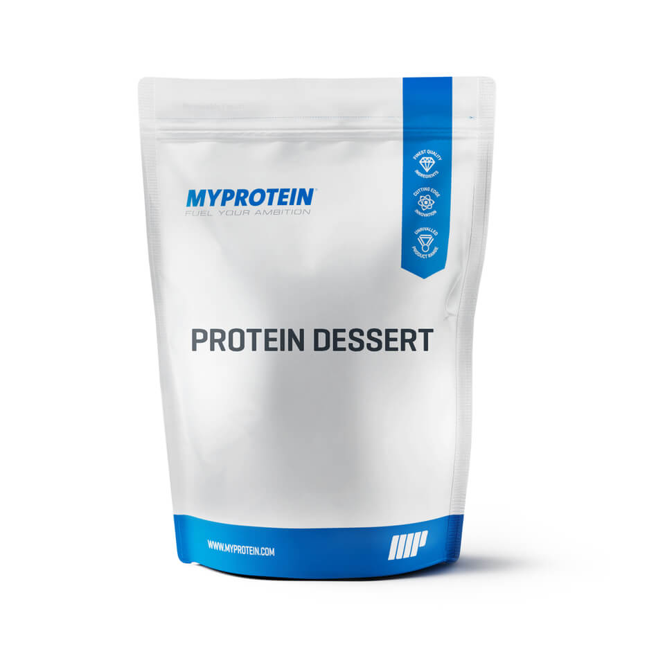 Protein Dessert, Chocolate, Sample 50g