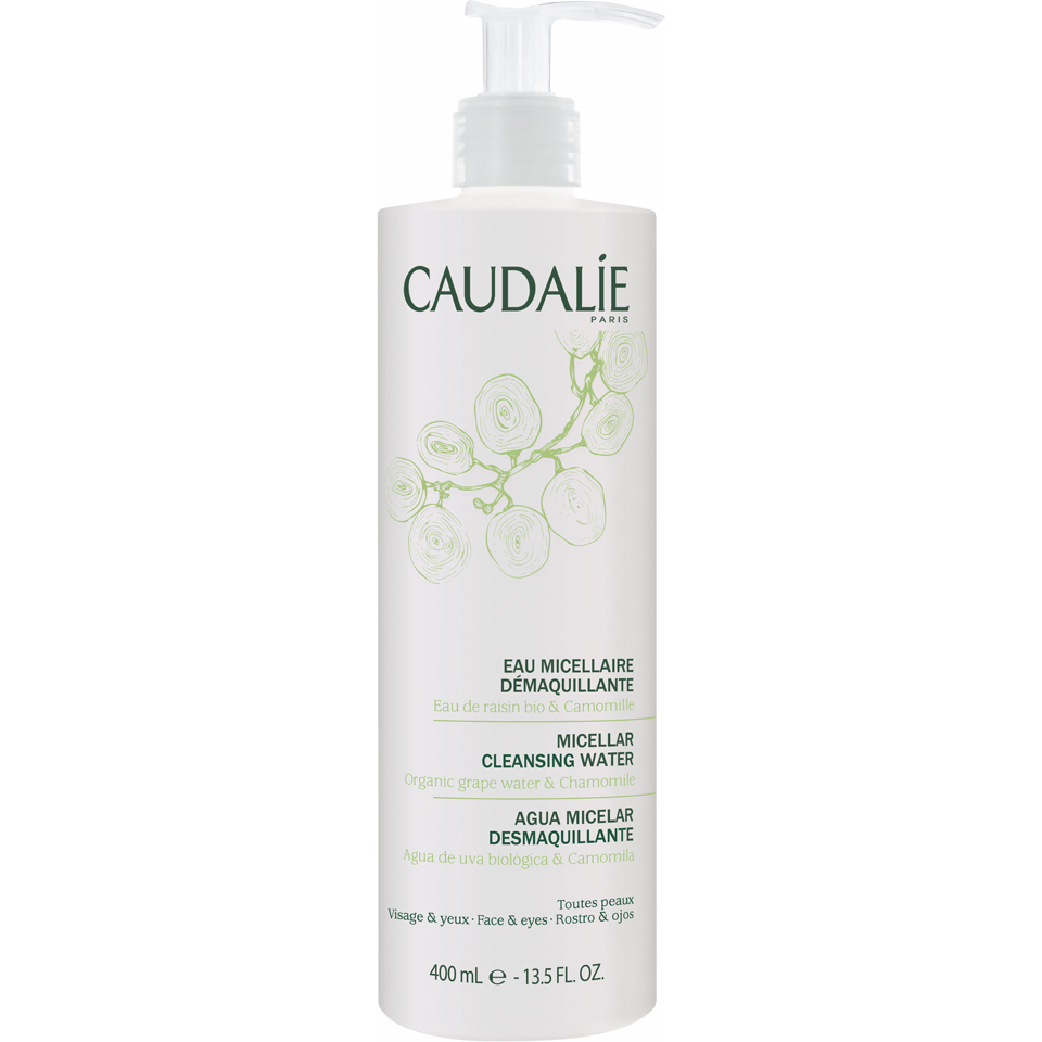Caudalie Micellar Cleansing Water (14oz)