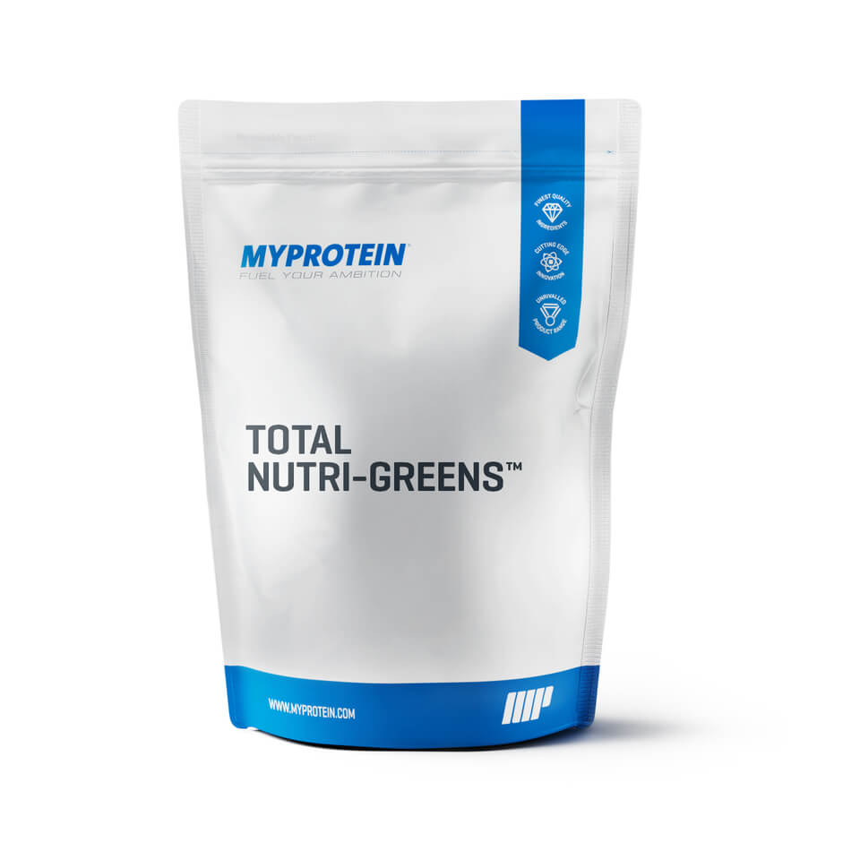 Myprotein Total Nutri-Greens - Unflavoured, 330 g