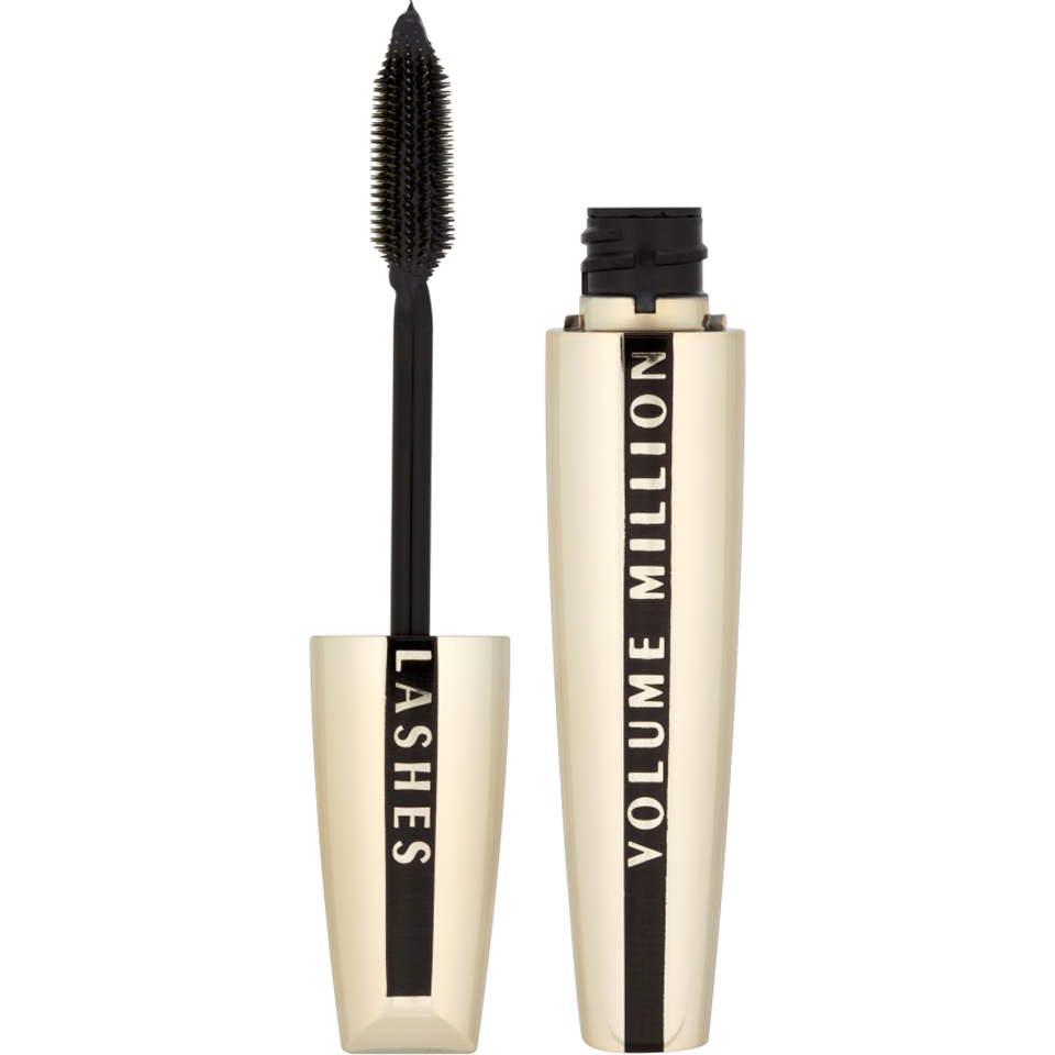l 39 or al paris volume million lashes mascara black 9ml