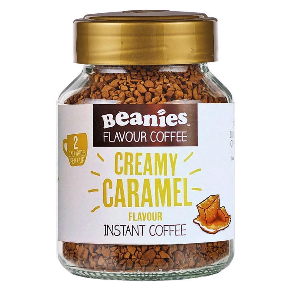 Buy Beanies Caramel Flavour Instant Coffee Myvitamins Uk