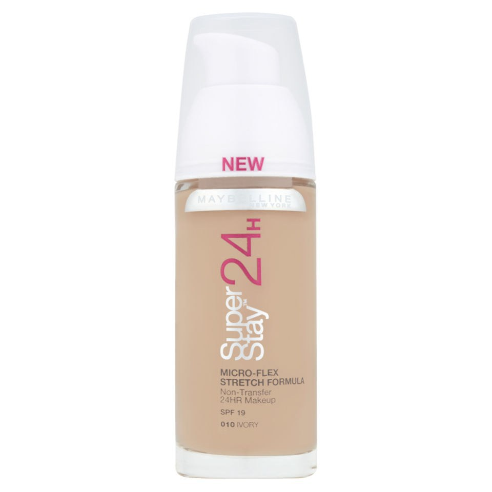 Maybelline New York Super Stay 24 Hour Foundation