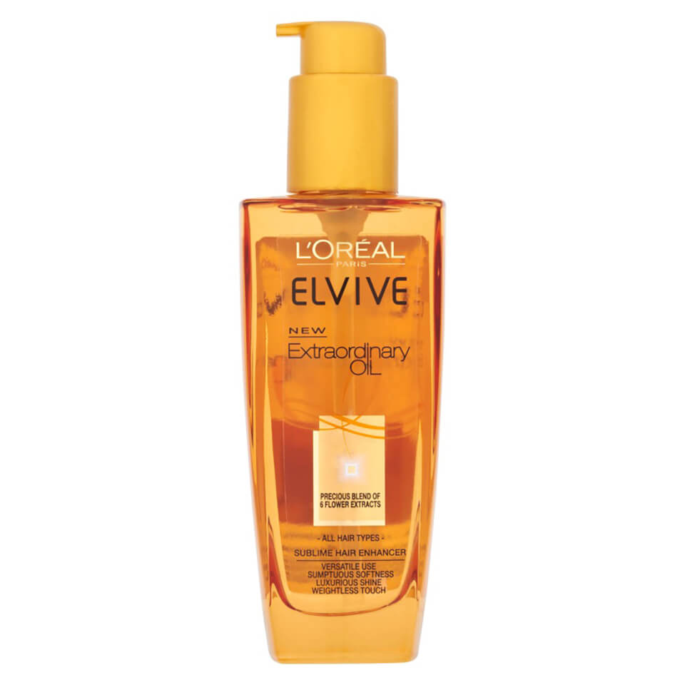 L Oreal Paris Elvive Extraordinary Oil For All Hair Types