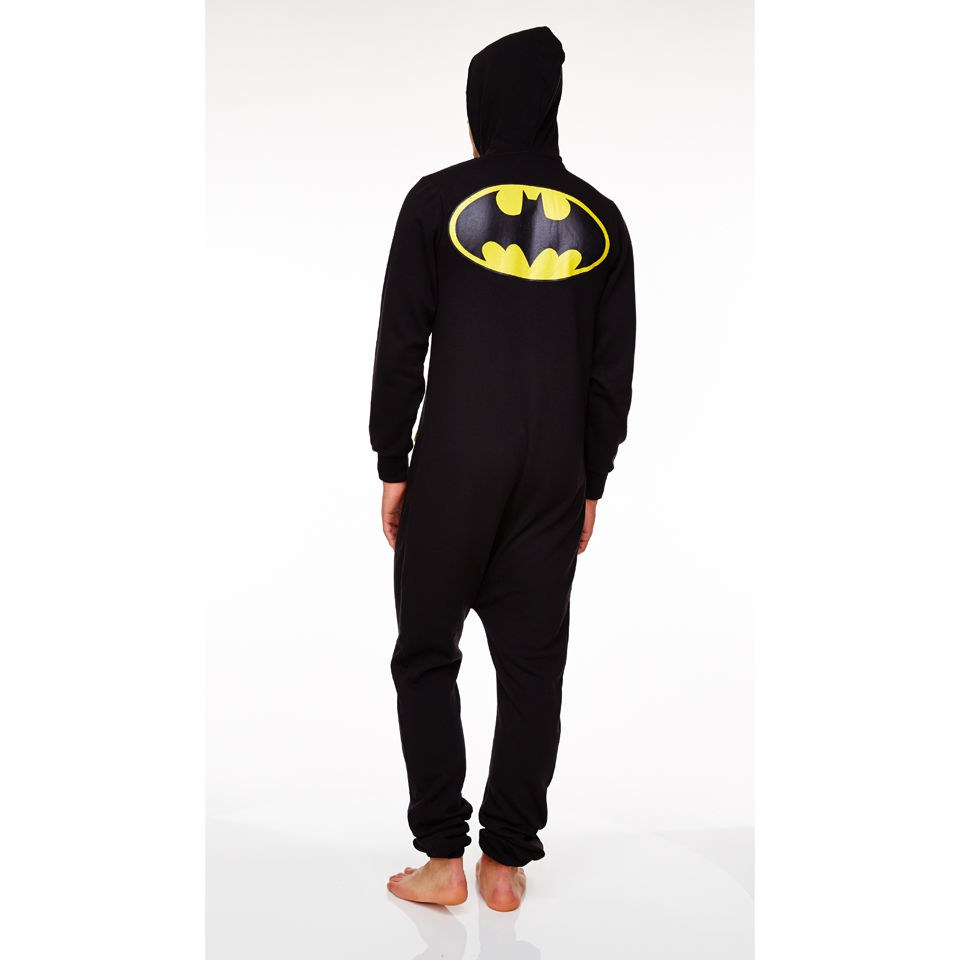 DC Comics Mens Batman Onesie