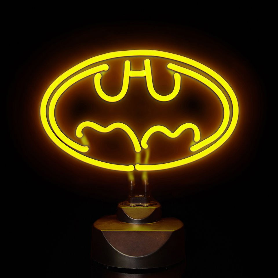 DC Comics Batman 30cm Wide Neon Light