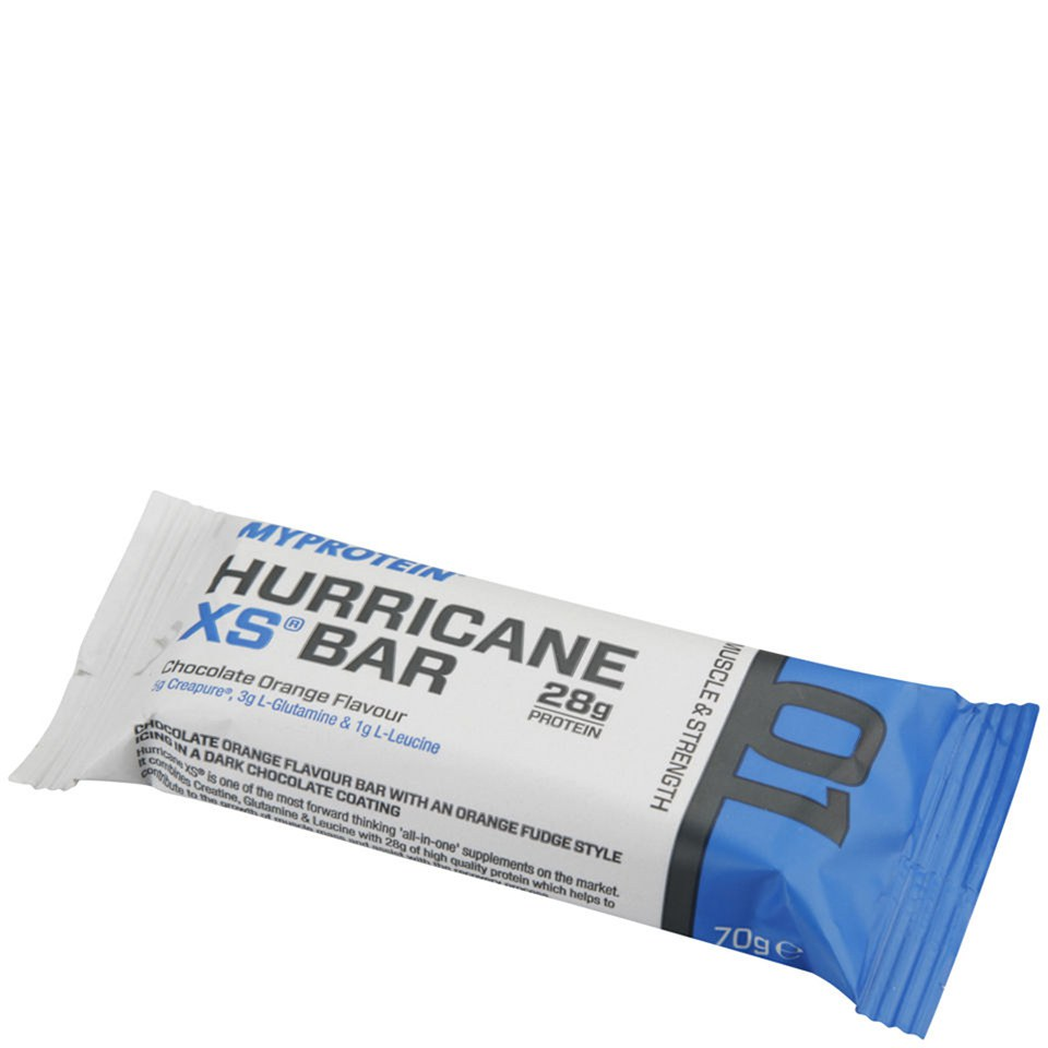 Hurricane XS Bar, Chocolate Orange, 1 sachets