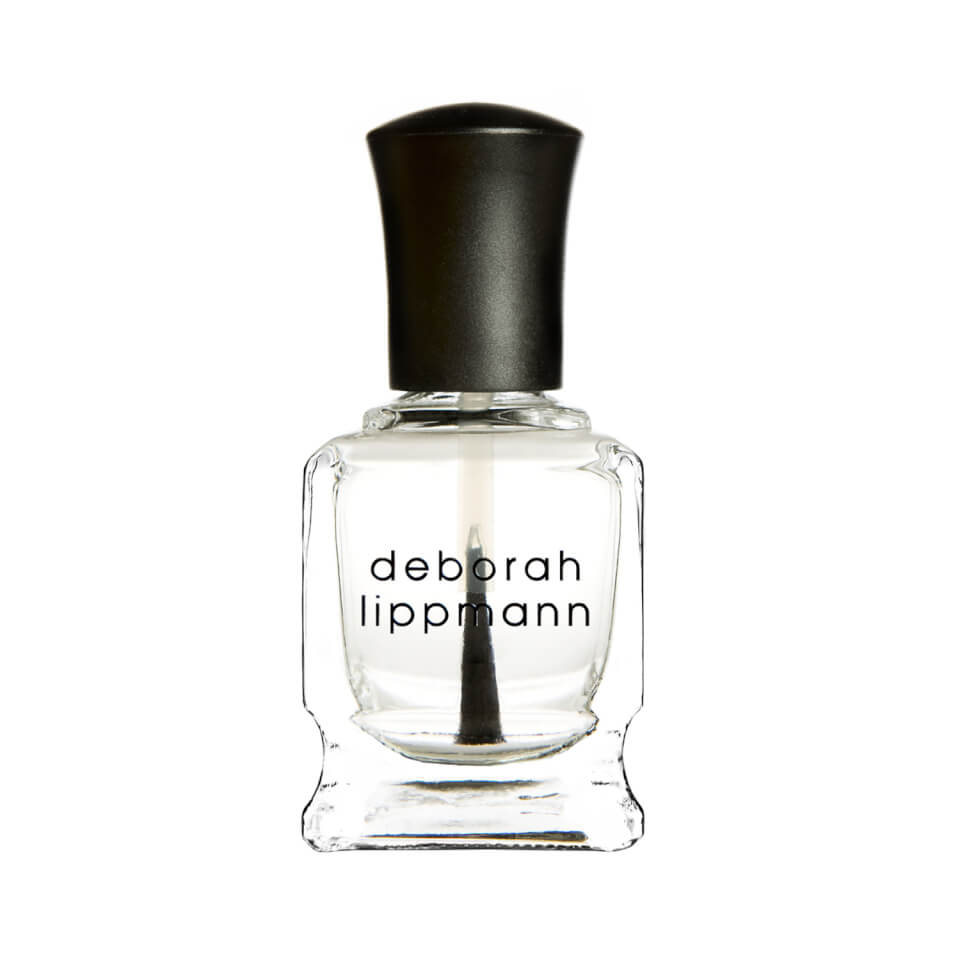 Deborah Lippmann Addicted to Speed Super Quick-Dry Top Coat (15ml ...