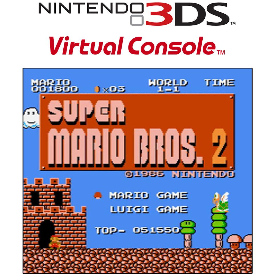 Super Mario Bros The Lost Levels Digital Download Nintendo Official Uk Store