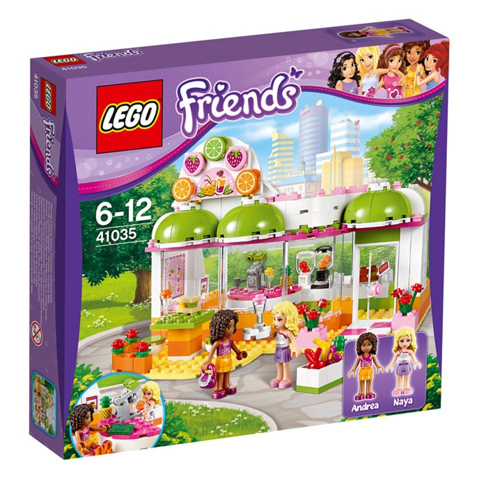 Lego Friends Heartlake Juice Bar 41035 Iwoot