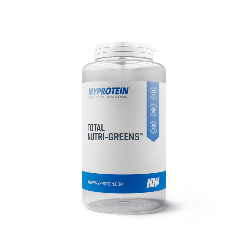 Total Nutri-Greens, tabletter, Unflavoured, 90 tablets